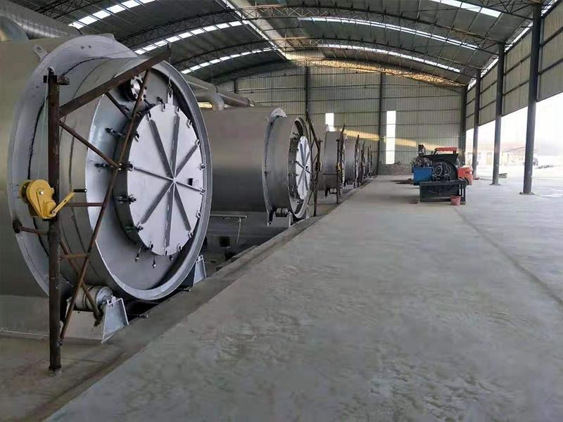 北京废轮胎炼油设备价格