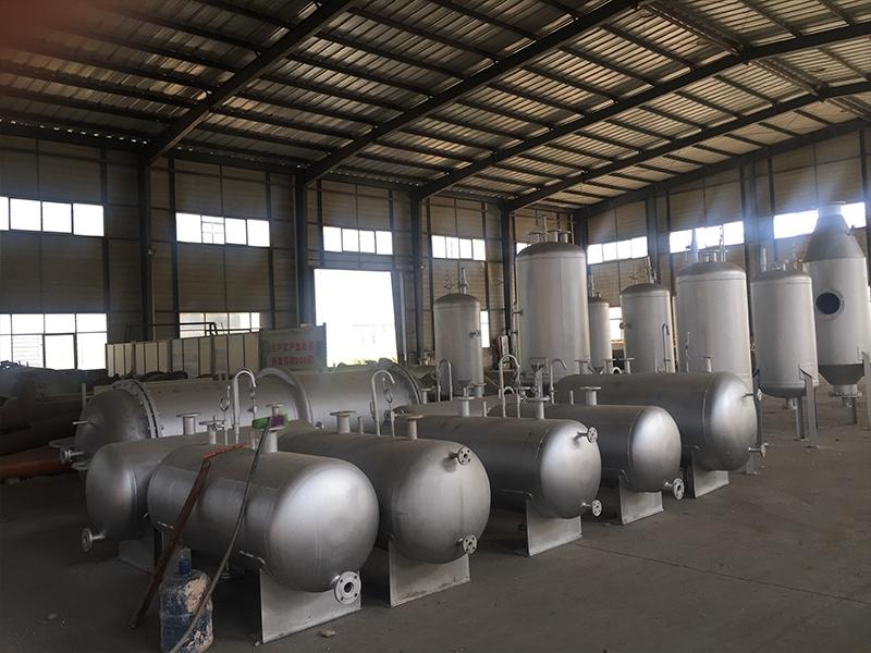 武汉专业废轮胎炼油设备