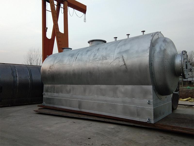 废机油蒸馏设备价格