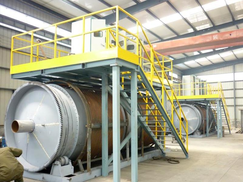 武汉废轮胎炼油设备生产厂家