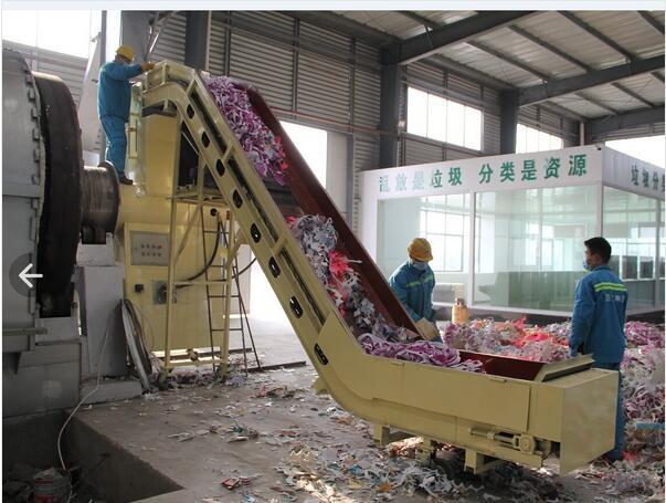 城市垃圾处理设备厂家