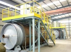 炼油设备厂家来说说生活垃圾处理设备系统的优越性
