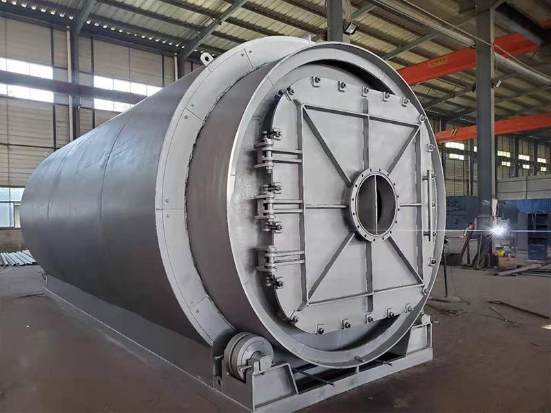 安徽滁州生产现场
