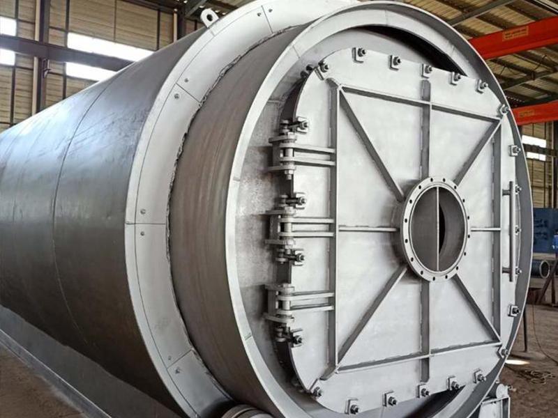 铝塑炼油设备