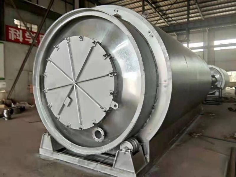 环保型废轮胎炼油设备