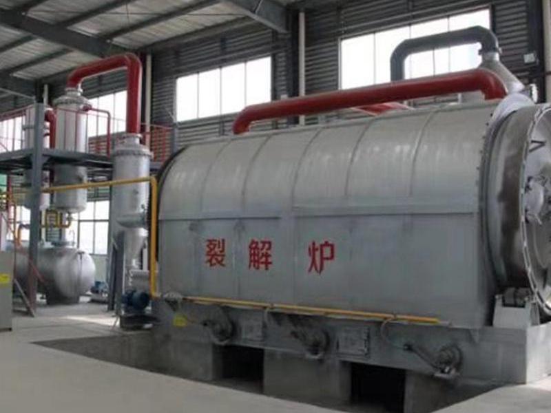 江苏废塑料炼油设备厂家